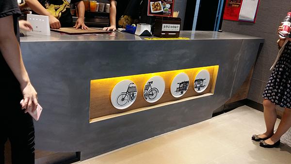 北京胡同味儿的70平真功夫餐厅装修竣工了